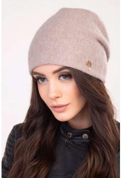 Женская стильная шапка ODYSSEY ДЖЕЙН жемчуг (34095-606)