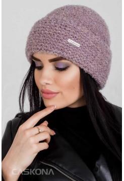 Оригинальная шапка CASKONA SARA FLIP светло-лиловый (CS 113612)