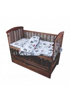 Постельное белье Gold Lux для новорожденных (GLP_606_0171)